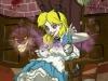 """Alice au Pays des Merveilles version """"dark"""""""